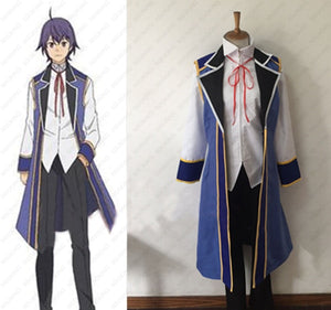Shin Wolford Cosplay Costume from Kenja no Mago (Wise Man's Grandchild)