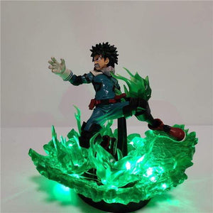My Hero Academia Deku and Bakugo Lamp - TheAnimeSupply