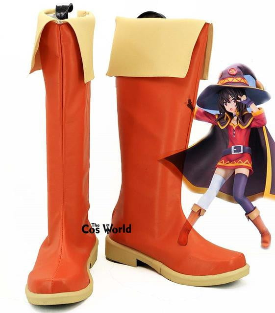 KonoSuba Megumin Cloak Dress Cosplay