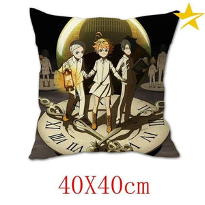 The Promised Neverland Cushion Covers