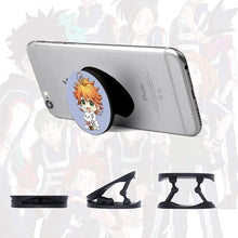 Load image into Gallery viewer, The Promised Neverland Figure Mobile Phone Finger Ring Holder