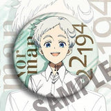 The Promised Neverland Anna Emma Norman Gilda Ray Phil Badge