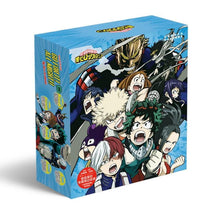 Load image into Gallery viewer, My Hero Academia Gift Box Water Cup, Postcard, Sticker and Poster