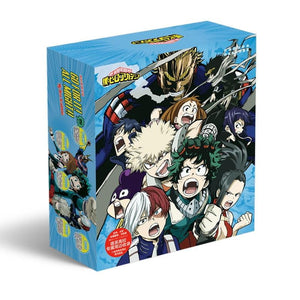 My Hero Academia Gift Box Water Cup, Postcard, Sticker and Poster