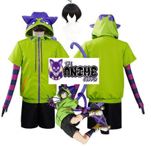 Load image into Gallery viewer, SK8 the Infinity Miya Chinen Cosplay Hoodie & Costume Set (Pick one)