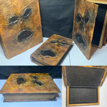 Load image into Gallery viewer, Necronomicon Evil Dead Stash Box Book Box Set of 3