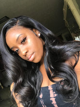 "Load image into Gallery viewer, 13"" x 4"" Transparent Lace Frontal Wig"