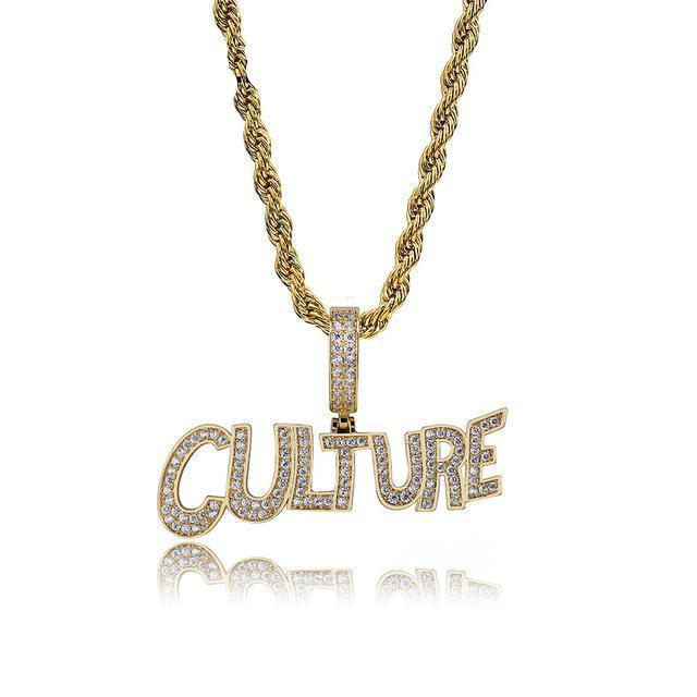 YRN CULTURE & BOX,ROPE CHAIN NECKLACE SET (by MIGOS )