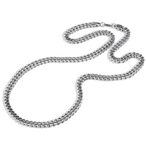 6MM STAINLESS STEEL FRANCO BOX CHAIN