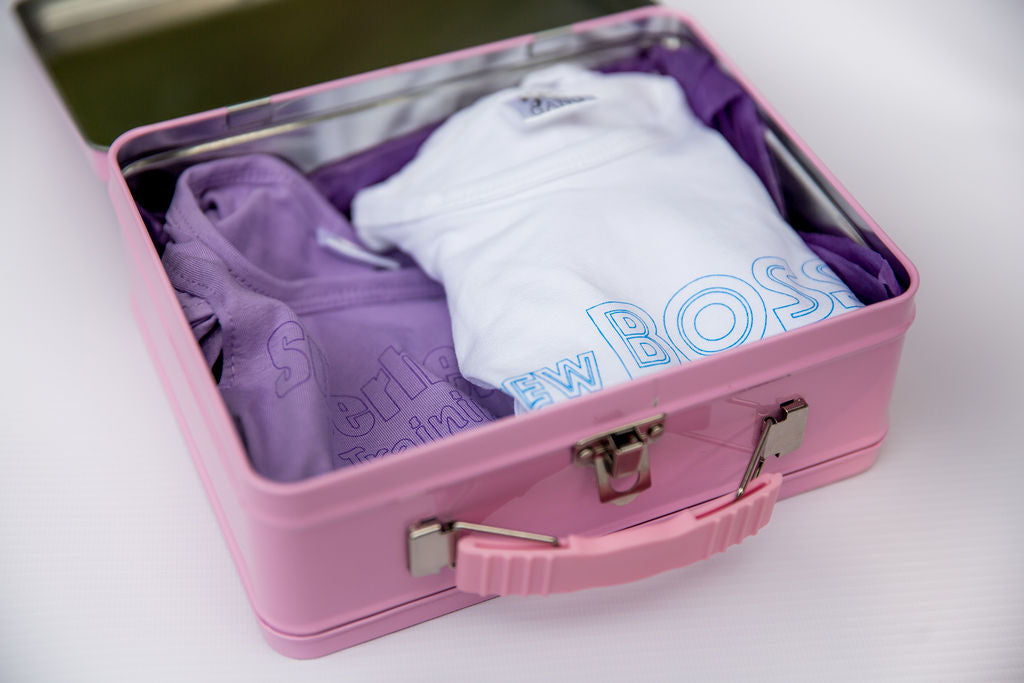 Gift Box - Includes 2 Rompers
