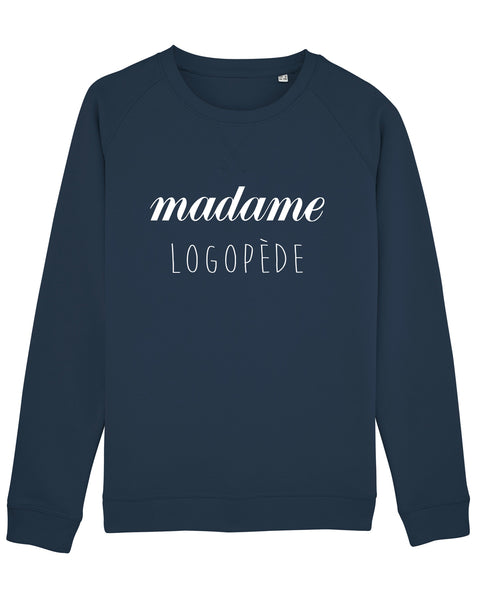 Sweat madame Logopède