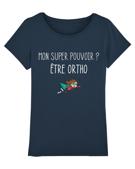 T-shirt Ecusson profession