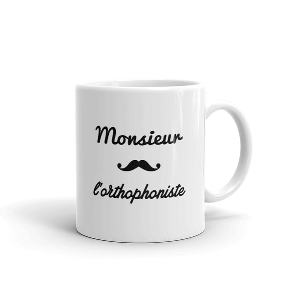 Mug Monsieur Moustache