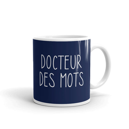 Mug Je te diagnostique
