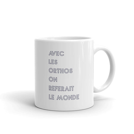 Mug Keep calm Orthophoniste