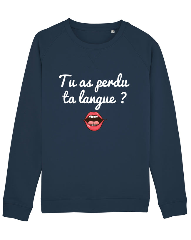 Sweat Langue perdue