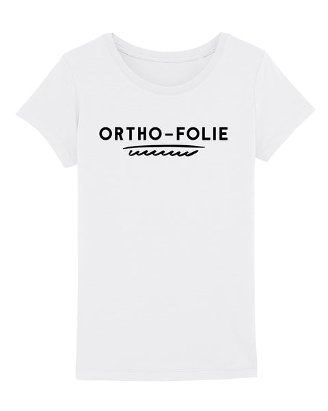 T-shirt Ortho folie