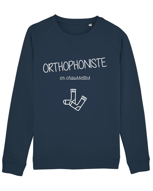 Sweat Ortho en chaussettes