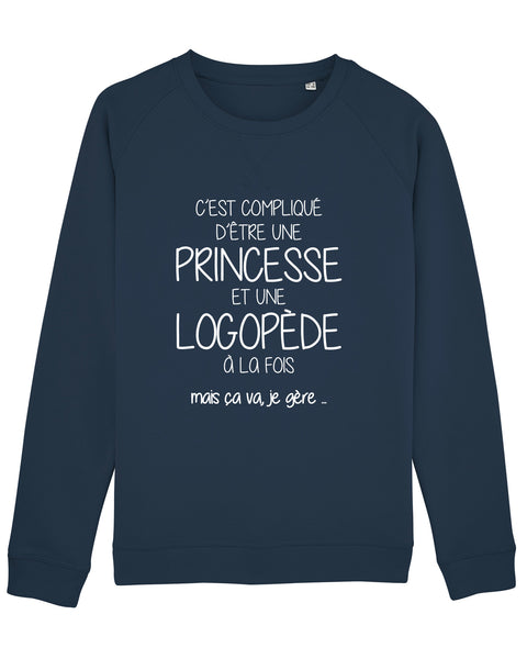 Sweat Princesse & Logopède