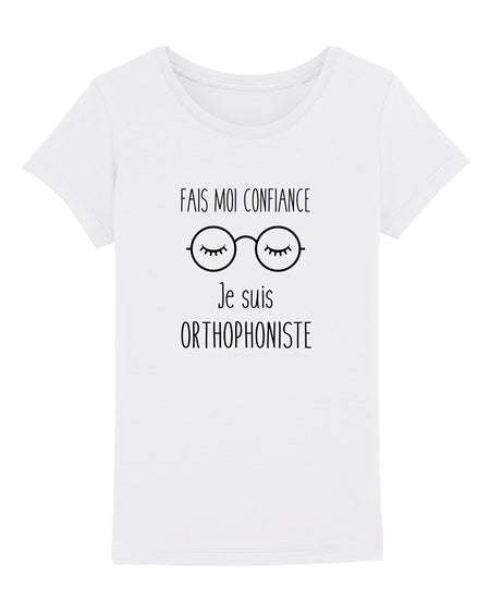 T-shirt Je te diagnostique