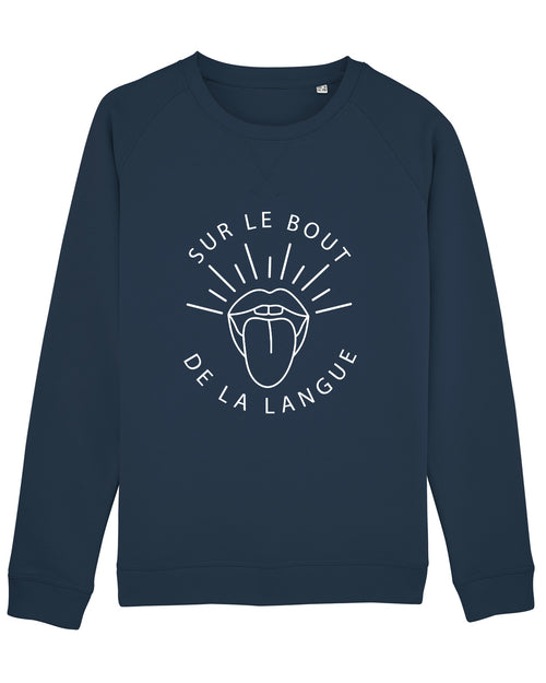 Sweat Bout de la langue