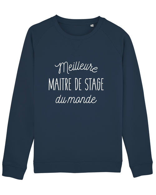 Sweat Maître de stage