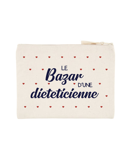 Pochette Bazar coeur Opticienne