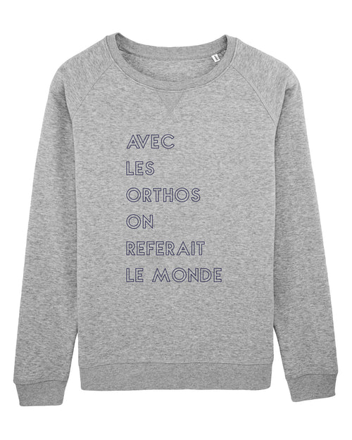 Sweat Refaire le monde