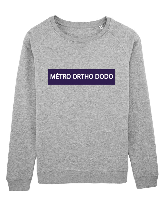 Sweat Métro Ortho Dodo