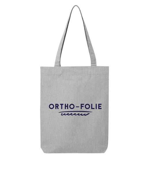 Tote bag Ortho-folie
