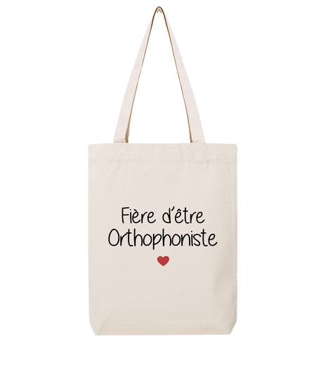 Tote bag Profession Orthophoniste