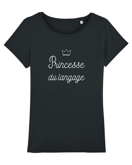 T-shirt Bout de la langue