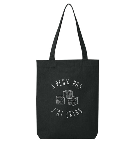 Tote bag Bout de la langue