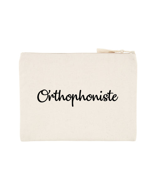 Pochette Profession Orthophoniste