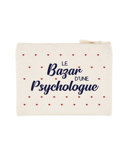 Pochette Bazar coeur Psychologue