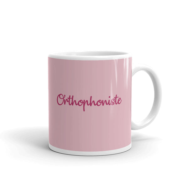 Mug Profession Orthophoniste