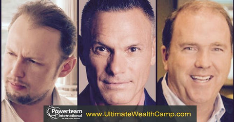 Ultimate Wealth Camp - Bill Walsh | Kevin Harrington | Vito Glazers