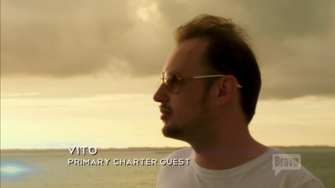 Below Deck | Vito Glazers - Primary Charter Guest