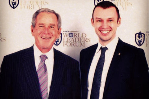 World Leader's Forum with George W. Bush | Vito Glazers