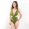 Rosa Multi-way Dress One Piece Green