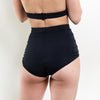 Marilyn High Waisted Bottom Black