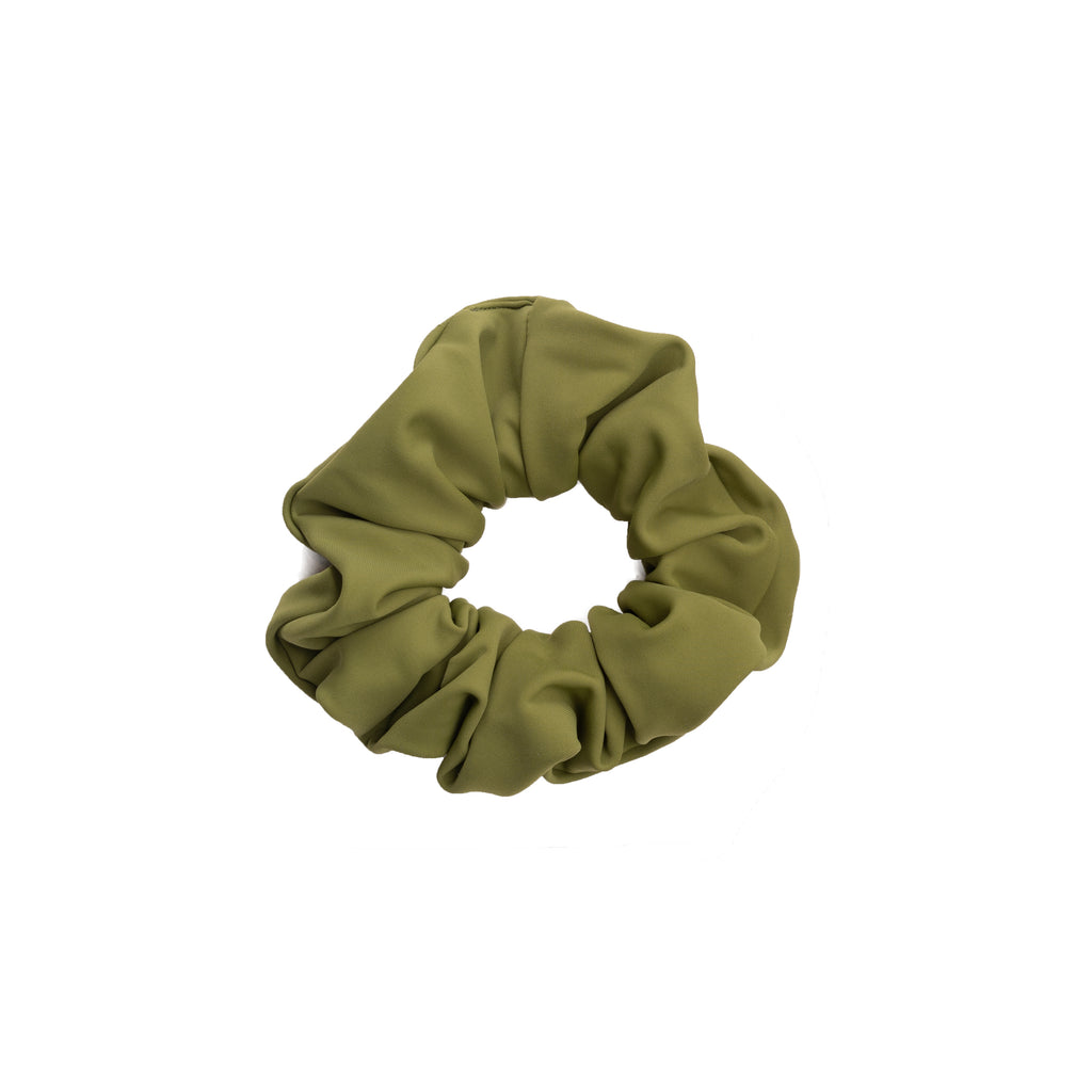Signature Scrunchie Green