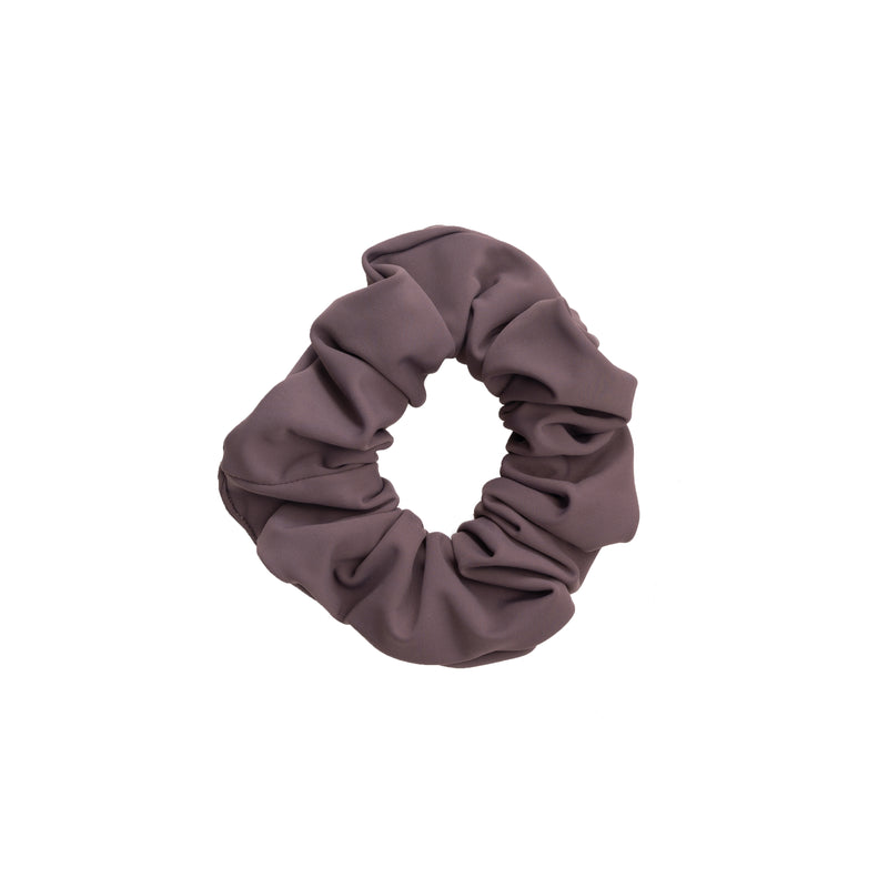 Signature Scrunchie Purple