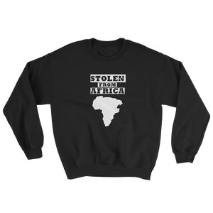 Stolen From Africa  Sweater (Black)