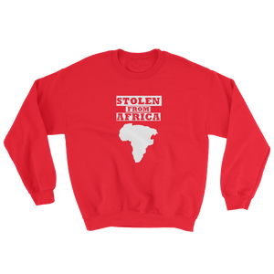 Stolen From Africa - Sweater (Red)