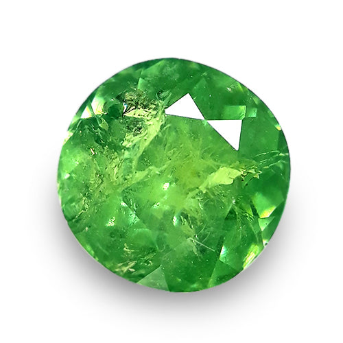 1.30 Carats Natural Green Demantoid Garnet! Loose Gemstone - Redstargems