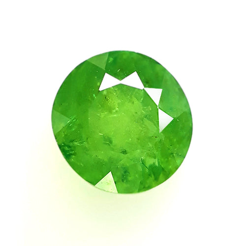 1.00 Carats Natural Green Demantoid Garnet Rare Gemstone - Redstargems