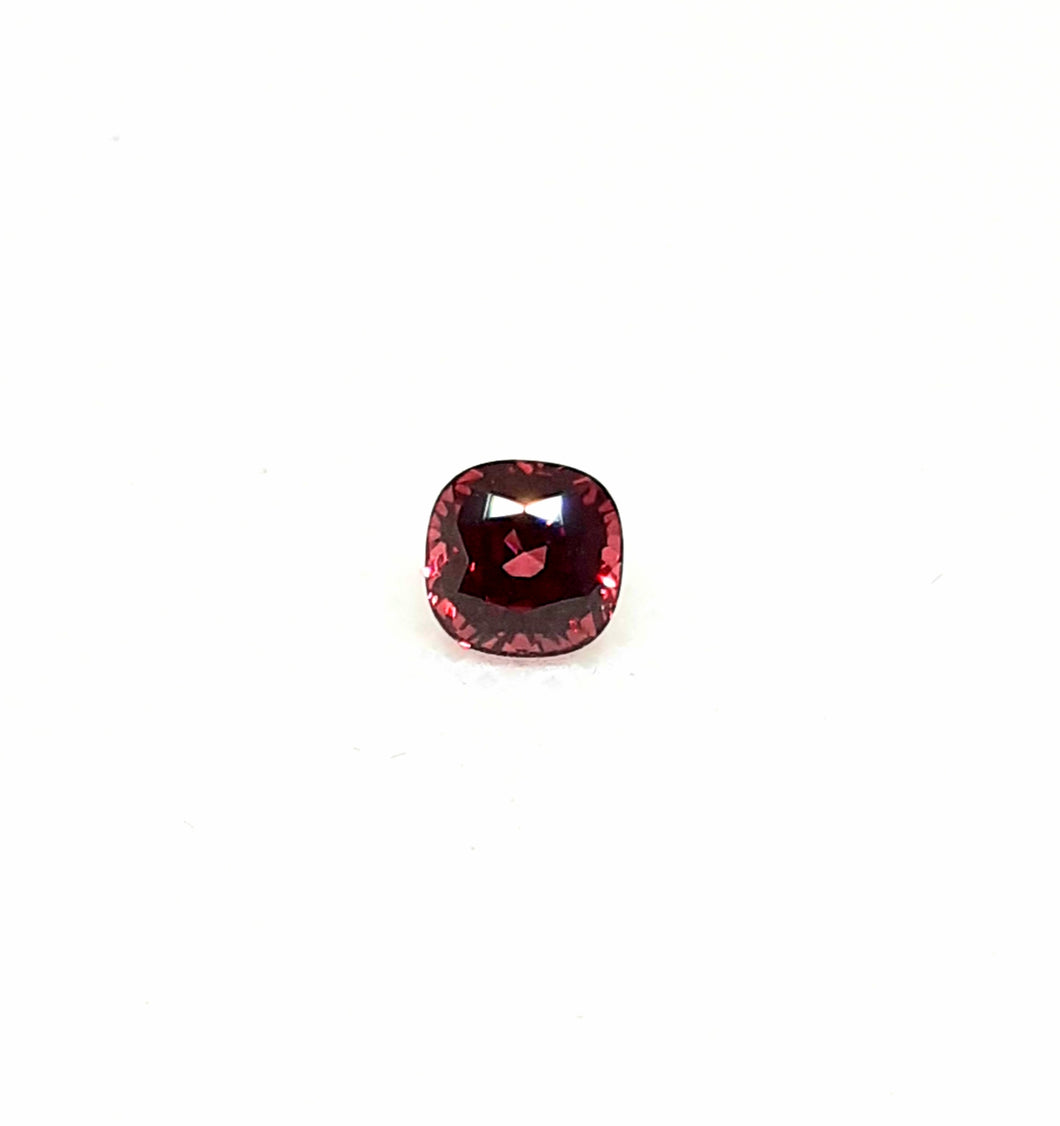 Natural Dazzling Spinel Gemstone Cushion Shape 1.25 Cts - Redstargems