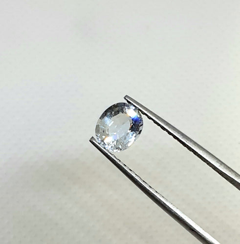 Top Quality Natural Aquamarine Loose Gemstone 1.00 Carats - Redstargems