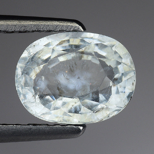 Surprising Aquamarine Gemstone 1.95 Carats 7 x 6 MM - Redstargems